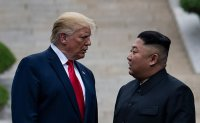 Trump welcomes reemergence of North Korea's Kim Jong-un