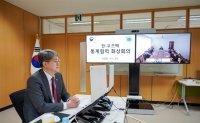 Korea-Uzbekistan statistics meeting