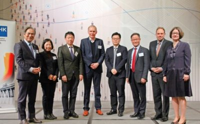 Korea, Germany discuss economic outlook