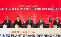 Lotte Chemical opens ethylene plant in US