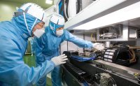 Samsung boosts localization of chip supply chain