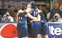 Korea beats UK, keeps Olympic women's hoops dreams alive