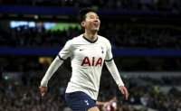 Tottenham's Son Heung-min to begin military training in S. Korea this week