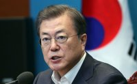 Moon calls for extra budget for fighting coronavirus