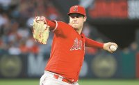 MLB, union agree to testing for opioids after Skaggs' death