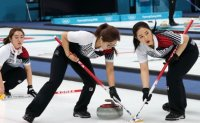 Vacuum cleaner makers eye South Korean women's curling team