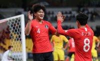 'Monster' Kim Min-jae censured for China football barbs