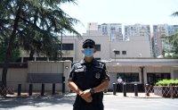 Chinese authorities take over closed US consulate in Chengdu