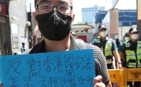 Korean financial firms keep close watch on Hong Kong unrest