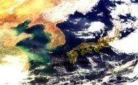 Korea's environment monitoring satellite sends first maritime images