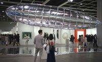 Korean art gets attention in Hong Kong
