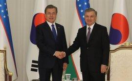 [EXCLUSIVE] Uzbek president to visit Korea to strengthen partnership