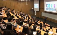 SUNY Korea provides career education to middle schoolers