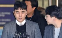 Judgement day for Seungri