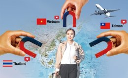 Thailand, Vietnam, Taiwan compete to attract Korean tourists