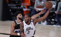 Leonard, Clippers beat Nuggets 96-85, take 3-1 series lead