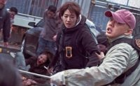 Zombie-thriller '#Alive' runs hot, but many viewers unimpressed