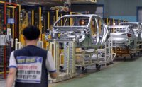 GM Korea chief picks labor issues as key concern for investment