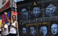 China warns it could quell Hong Kong protesters