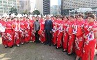 Seoul China Day