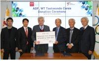 World Taekwondo signs MOU with ADF