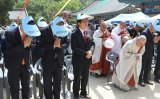 Opposition leader sends jerky to Buddhist sector by mistake