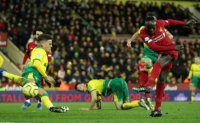 Klopp revels in 'insane' 25-point lead as Liverpool edge past Norwich
