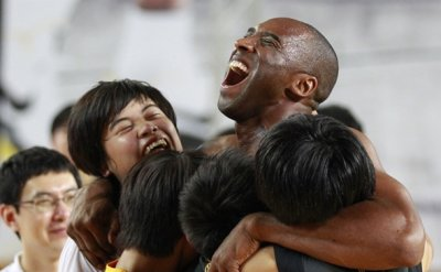 Kobe's presence remains strong, legacy growing