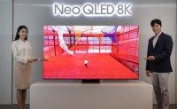 Samsung unveils premium 'QLED' TV