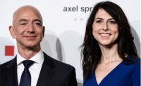 Amazon founder Bezos and wife divorcing after 25 years