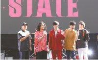 YB continues to seek progress in music