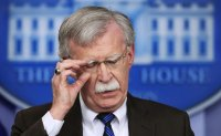 Trump fires Bolton, citing strong disagreements