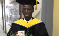 Professor from Rwanda gets ScD degree