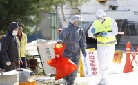 Third case of African swine fever confirmed in Gimpo