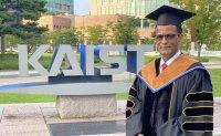Ethiopian minister earns KAIST doctorate