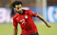Salah sends Egypt to African Cup's last 16