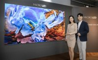 Samsung aims for premium with MicroLED TVs