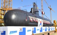 Korea accelerates submarine development project