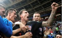 [WC INSIDE] Croatia reaches first-ever World Cup final