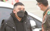 Disgraced K-pop star enlists