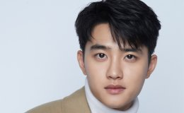 EXO's D.O. discharged from military service