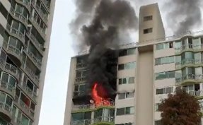 Four killed, seven injured in apartment building fire in Gunpo