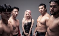 Korea's pro wrestlers get back into ring