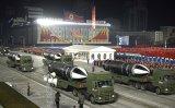 Military parade pressures Biden to take North Korea seriously