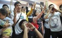 Hong Kong pro-democracy camp wins landslide victory in de-facto referendum
