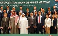 G20 meeting in Saudi