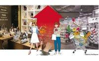 Consumption polarized amid slowdown