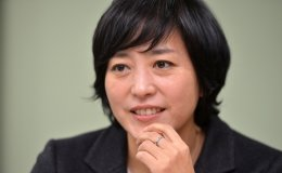Baek Hee-na wins international children's book award