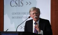 Bolton claims North Korea will never give up nukes voluntarily