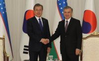 Korea, Uzbek to begin trade negotiation this year